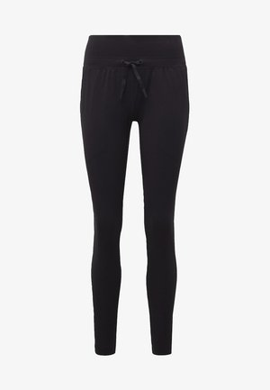 VRCT JOGGERS - Tracksuit bottoms - black