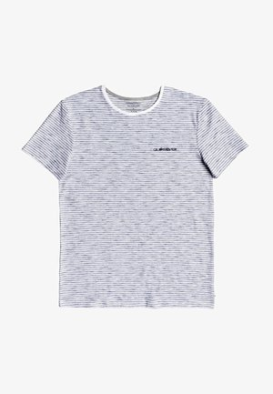 KENTIN - Print T-shirt - white