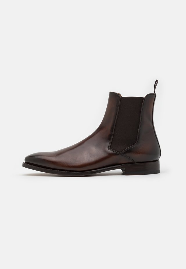 NIGUEL - Classic ankle boots - espresso