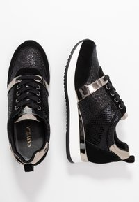 Carvela - JUSTIFIED - Sneakers basse - black - 3