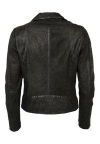 Maze - Leather jacket - black - 1