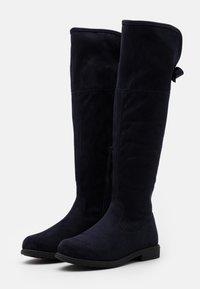 Friboo - Boots - dark blue - 1