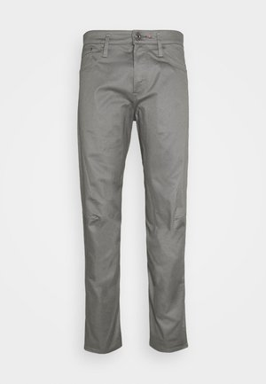 SCUTAR 3D SLIM TAPERED - Trousers - grey
