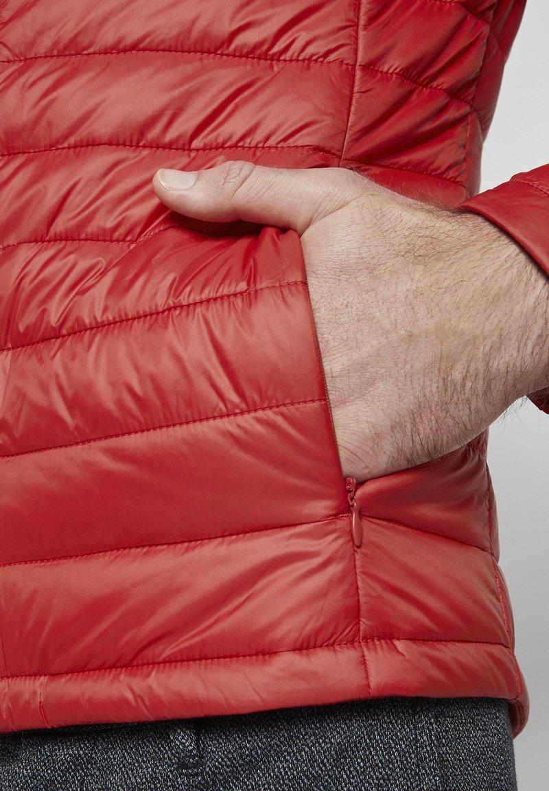 TOM TAILOR Übergangsjacke - brilliant red/rot bGo0NT