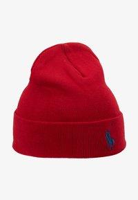 Polo Ralph Lauren - Czapka - park avenue red - 4