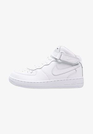 AIR FORCE 1 MID - Høye joggesko - white