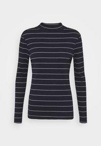 s.Oliver - LANGARM - Long sleeved top - dark blue - 0