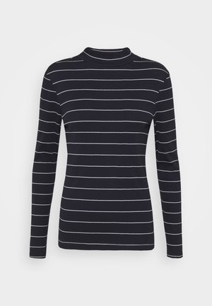 LANGARM - Long sleeved top - dark blue