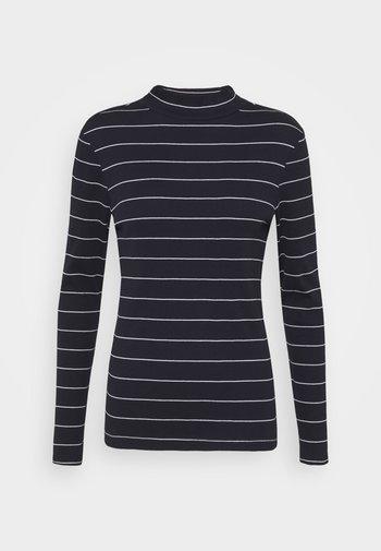 LANGARM - Long sleeved top - dark blue