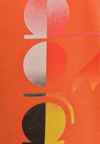Diadora - CREW CLUB UNISEX - Sweatshirt - orange nasturtium - 2