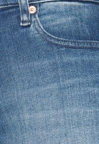 Tommy Jeans - SHORT - Denim shorts - blue denim - 2