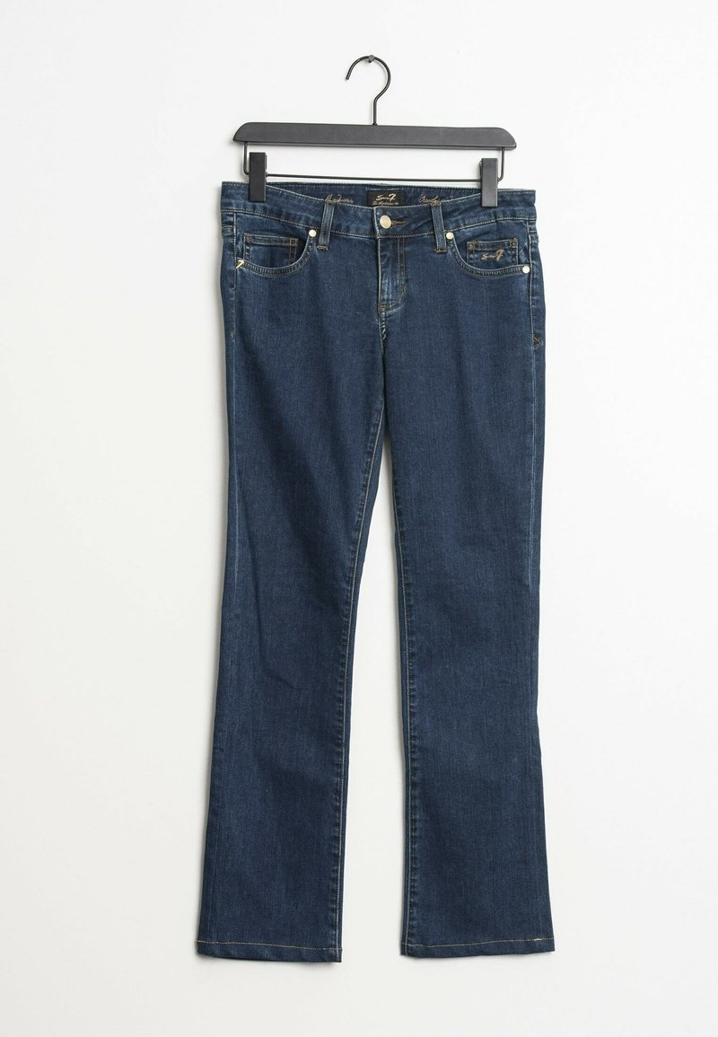 7 for all mankind - Straight leg jeans - blue