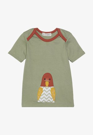 TOBI BABY - Print T-shirt - olive