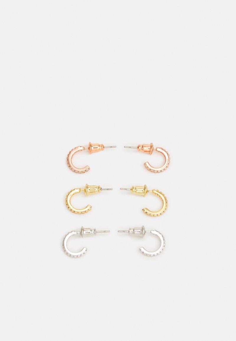 ALDO - ELARYAN 3 PACK - Earrings - multi