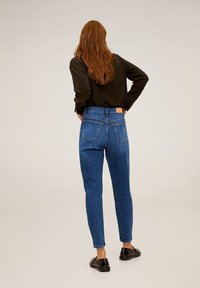 Mango - NEWMOM - Slim fit jeans - dark blue - 2