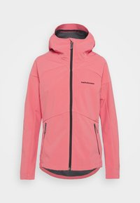 Peak Performance - ADVENTURE HOOD JACKET - Outdoor jacket - alpine flower - 0