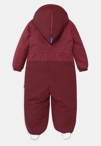 Finkid - TURVA ICE UNISEX - Snowsuit - persian red/cabernet - 1