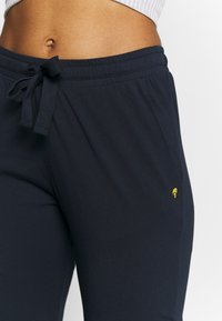 Deha - PANTS - Tracksuit bottoms - night blue - 4