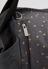 Lässig - TWIN BAG TRIANGLE - Sac à langer - dark grey - 10