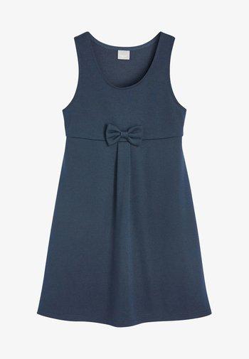 Jerseykjoler - blue