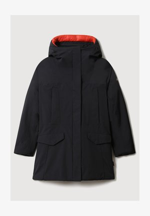 RANKINE - Winter coat - black