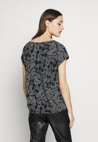 Esprit - MIX - T-shirts med print - black - 2