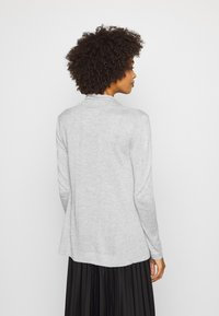 Anna Field - Cardigan - grey melange - 2
