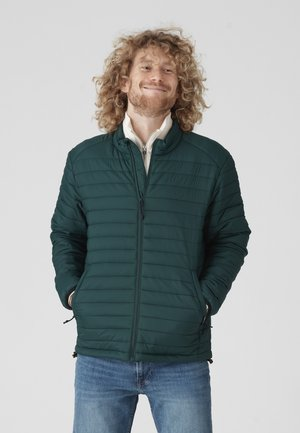 SHELTER LINER  - Down jacket - frosted gre