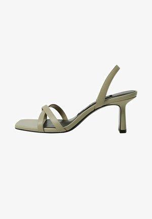 GOING - Sandals - kaki