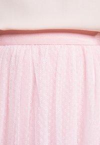 STUDIO ID - LONG SKIRT - Maxi sukně - pale pink - 3