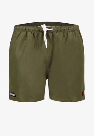 DEM SLACKERS - Swimming shorts - olive(45)