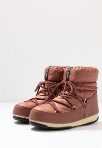 Moon Boot - LOW  WP - Bottes de neige - rust - 4