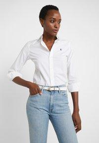 Polo Ralph Lauren - Belt - white - 1