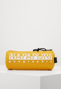 Napapijri - HAPPY - Pencil case - mango yellow - 0