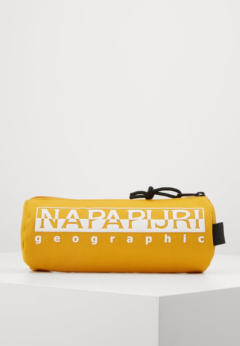 Napapijri - HAPPY - Pencil case - mango yellow
