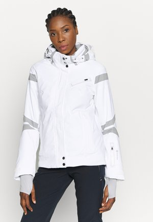 POISE - Ski jacket - white all