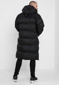 Schott - MAX UNISEX - Płaszcz zimowy - black - 2