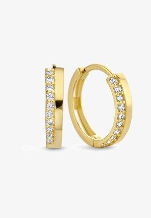 14 KARAT GOLD - Øreringe - gold