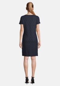 Betty Barclay - Jersey dress - dunkelblau - 1