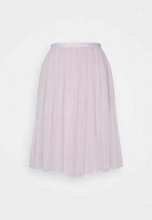 KISSES MIDI SKIRT EXCLUSIVE - A-Linien-Rock - violet