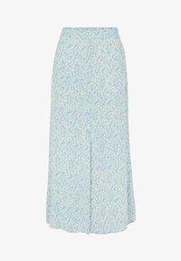 Pieces - A-line skirt - little boy blue - 4