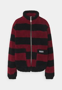 The Ragged Priest - STRIPED JACKET  - Summer jacket - red/black - 0