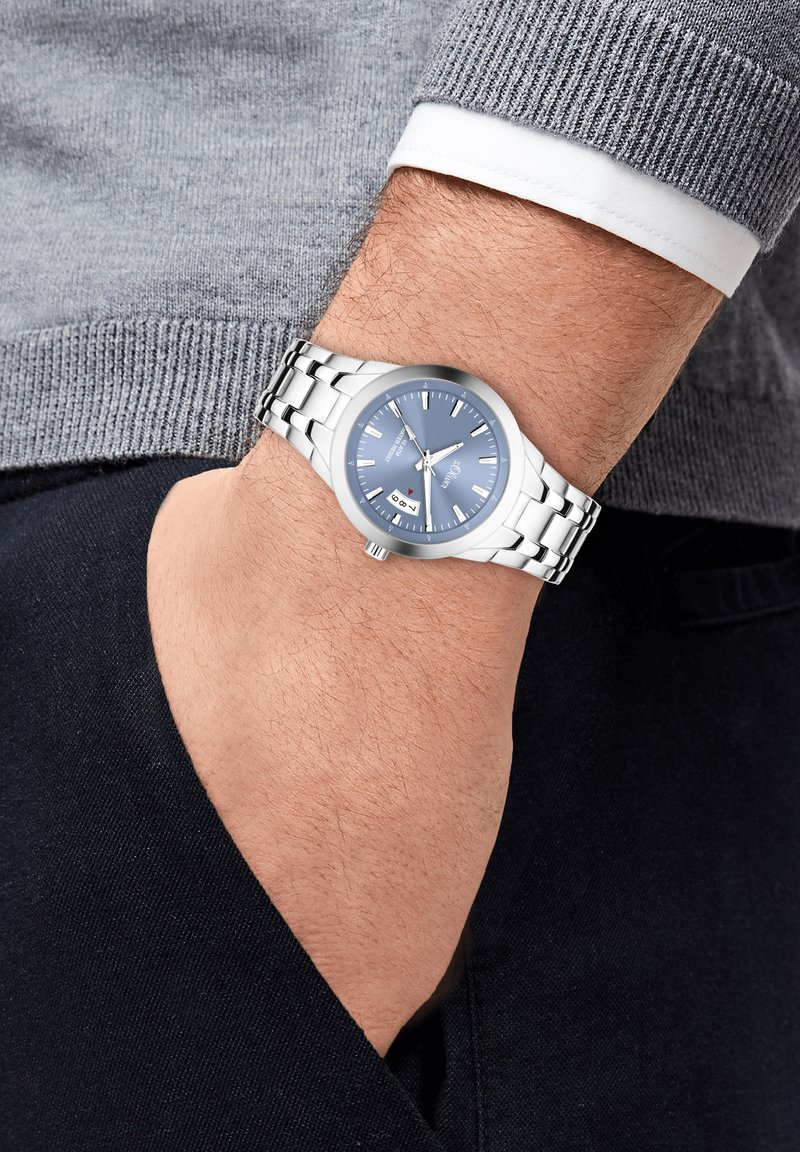 s.Oliver - Watch - silber