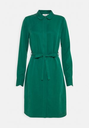 PERI DRESS - Shirt dress - ultramarine green