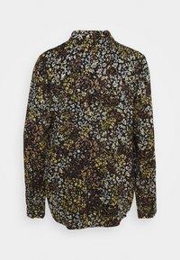 ICHI - IHBETTA - Button-down blouse - black - 1