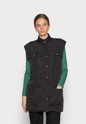 PHOENIX ARIZON VEST - Waistcoat - black