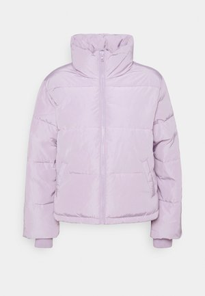 Winter jacket - iris purple