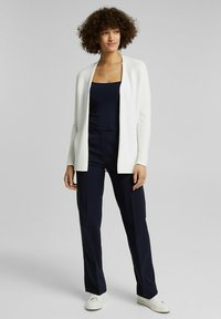 Esprit - THROW ON - Cardigan - off white - 1