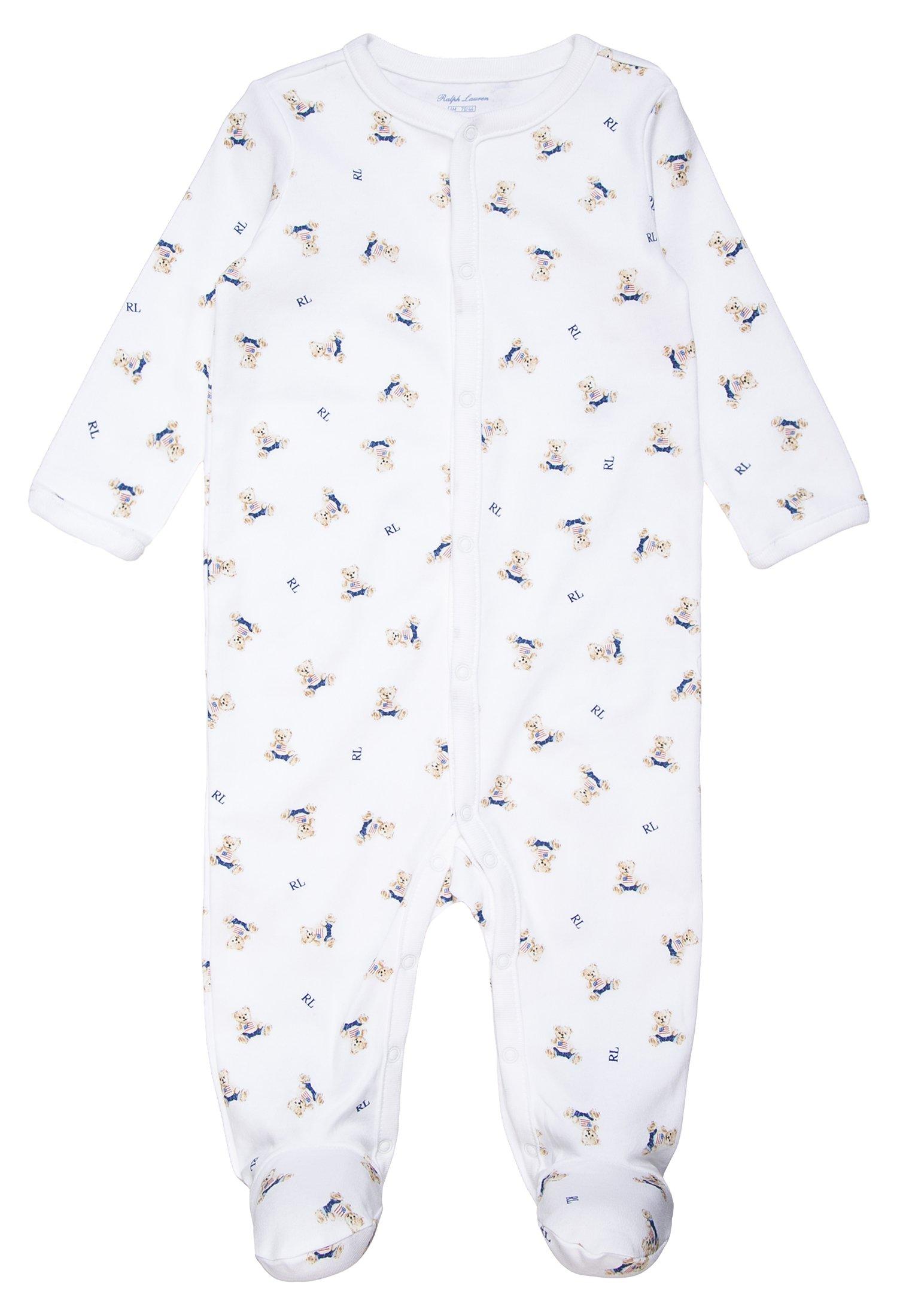 Kids BEAR COVERALL ONE PIECE BABY - Pyjamas