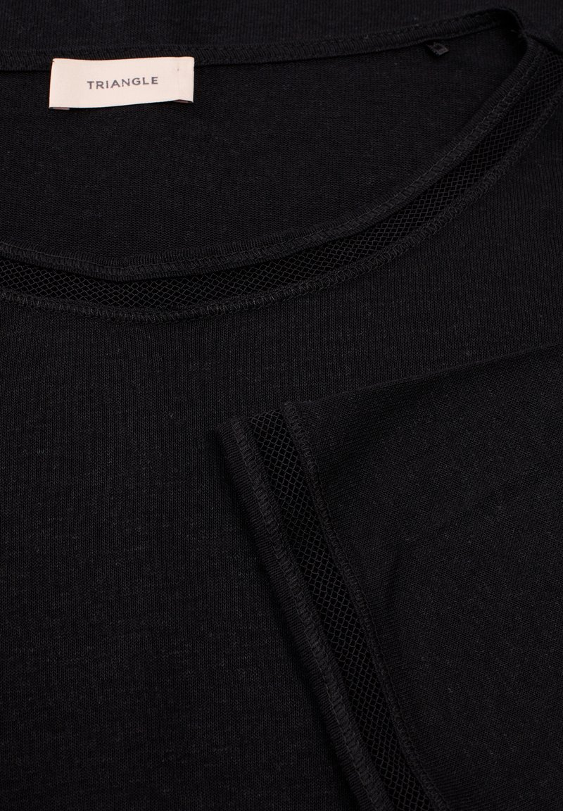 Triangle Bluse - black/schwarz VfhO9C